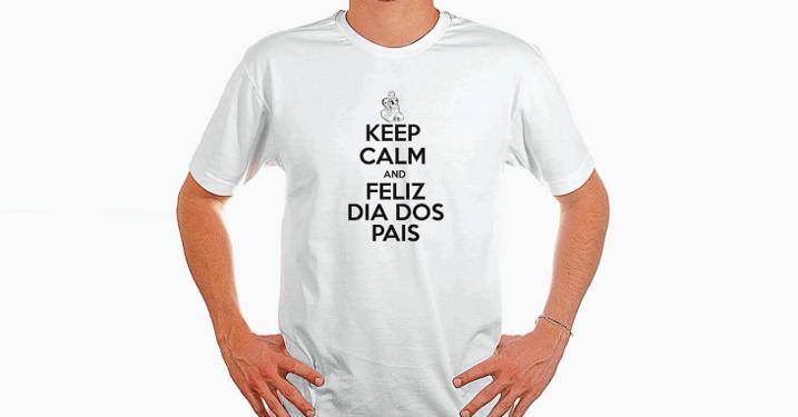 Camiseta Personalizada Com Foto Ou Frase Por R1690 ótima Opção