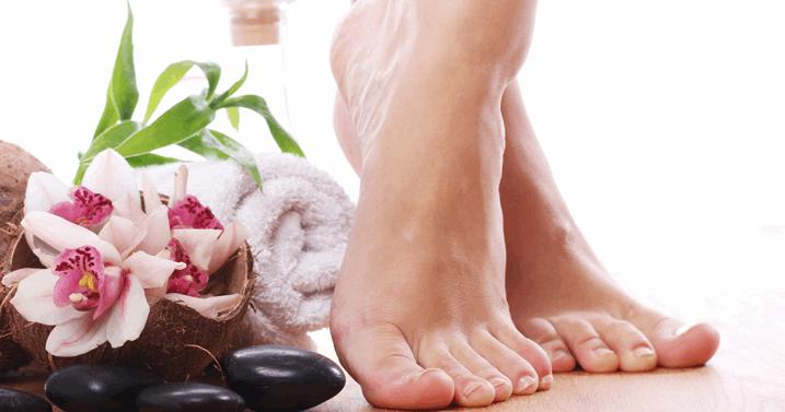 Tratamento completo para seus pés! Podologia Completa + Hidratação dos Pés por APENAS R$39,90!!!