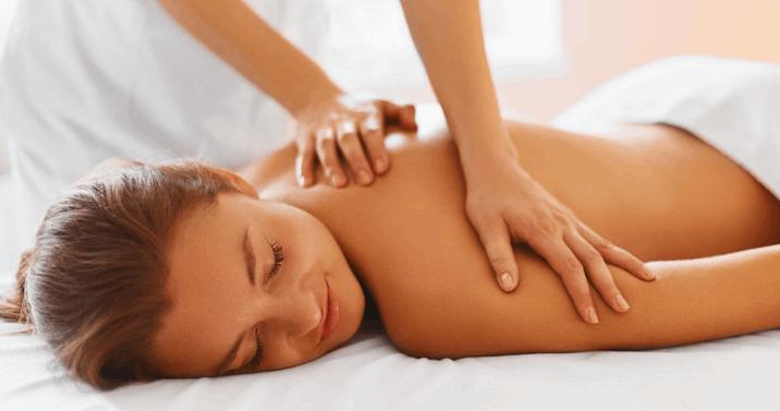Massagem Corporal Relaxante + Hidratação Corporal + Vibromanta com Infravermelho que Proporciona Detox Corporal, por Apenas R$34,90!!!